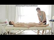 Sex Anal Cu O Blonda La Salonul De Masaj