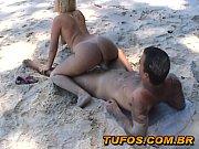 Blonda Suge Pula Si Se Fute Pe Plaja In Nisip