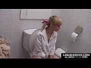 La Sorella Di Venire E Scopare Toilette Della Sua Rottura Figa