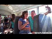 Delia Se Fute In Autobuz Cu Colegu De Munca
