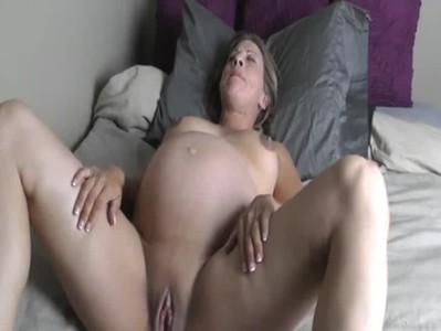Graviduta Se Masturbeaza Pana Are Parte De Orgasm Puternic